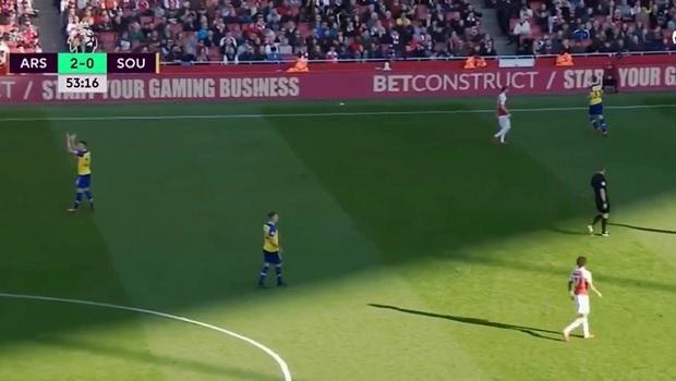 BetConstruct aparece pela primeira vez no Emirates Stadium