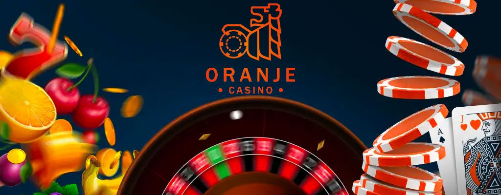 Oranje Casino do Grupo Betsson