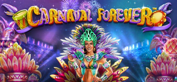 Betsoft Lança Caça-Níquel Carnaval Forever