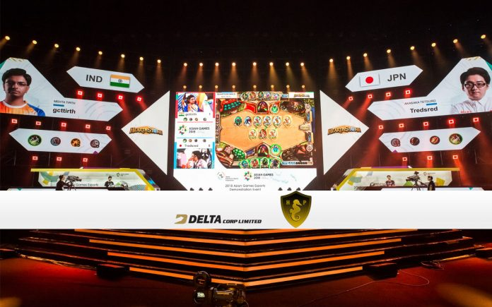 Delta Corp Avança no Mercado de eSports com HalaPlay