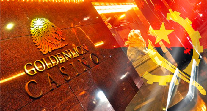 Casino Golden Lion Angola