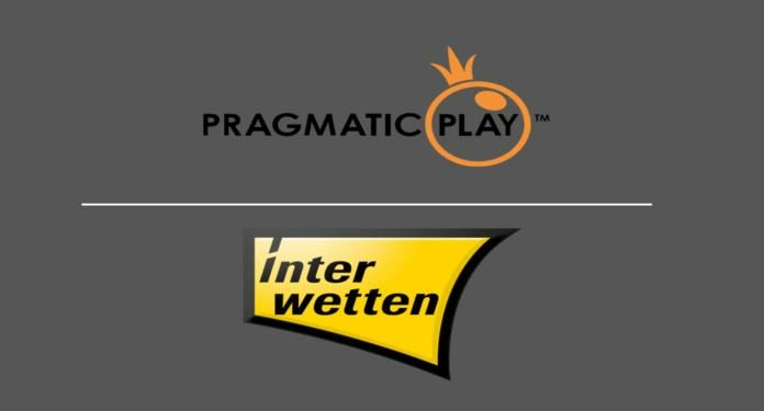 Acordo úne Pragmatic Play e Interwetten