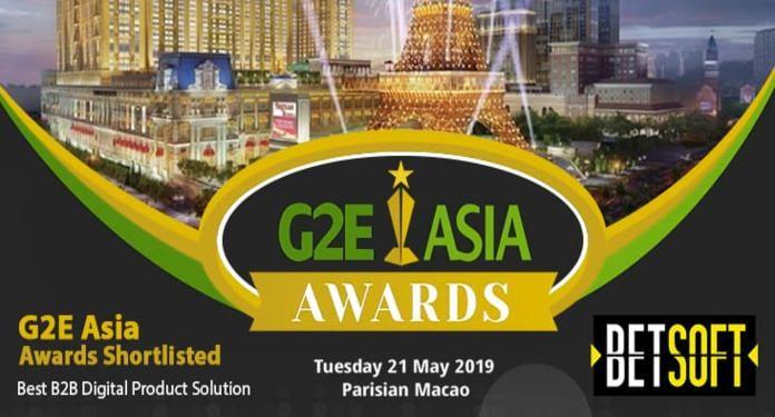 Betsoft Gaming Marca Presença na Lista de Finalistas do G2E