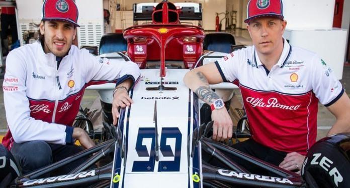 Betsson Group Estará no Grid de Largada da F1 nos Carros da Alfa Romeo