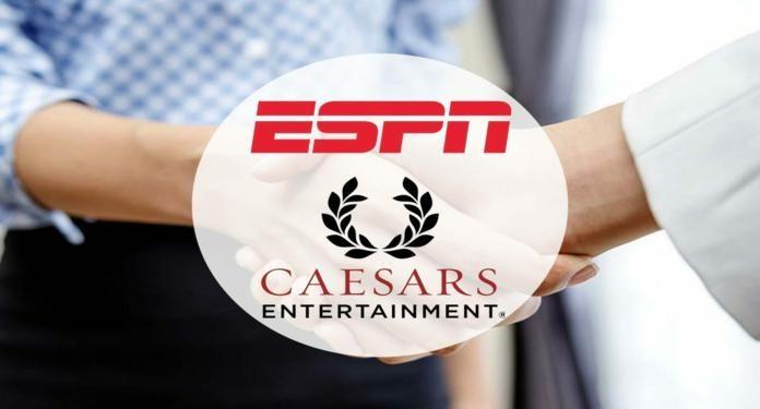 ESPN e Caesars Entertainment Anunciam Colaboração Inovadora para Conteúdo de Apostas Esportivas
