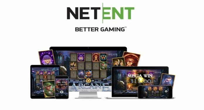 NetEnt Apresenta uma Visão Real e Assustadora do Futuro no Caos Arcano Reel