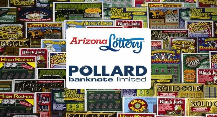 Pollard Banknote e Loteria do Arizona Fecham Contrato de Armazenagem e Distribuição de Ingressos