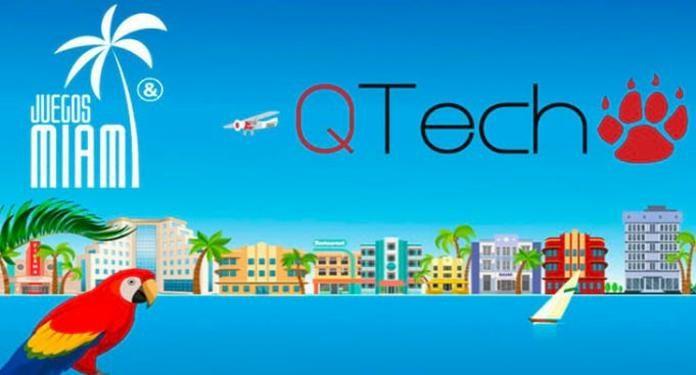 QTech Games Ampliará sua Influência no Juegos Miami