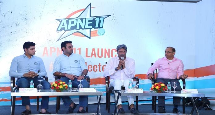 Apne11 é o Novo Fantasy Game do Ídolo de Críquete Indiano