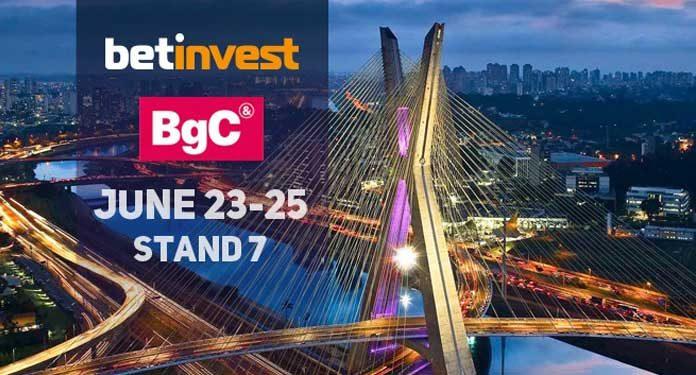 Betinvest Confirma Presença no BgC 2019