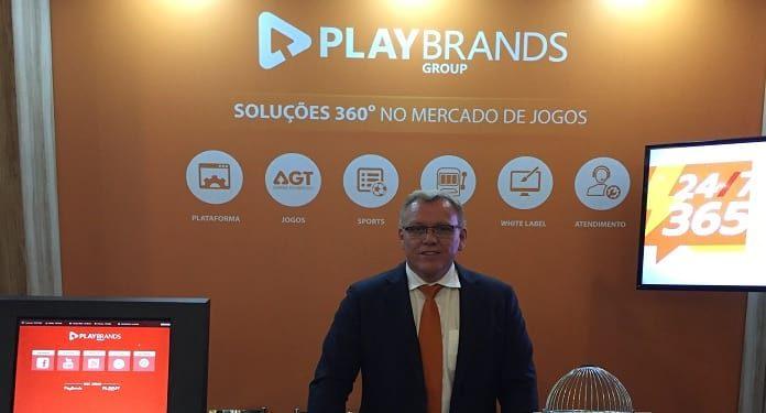 John de Wit, CEO da Playbrands, Avalia Evento e Mercado Brasileiro