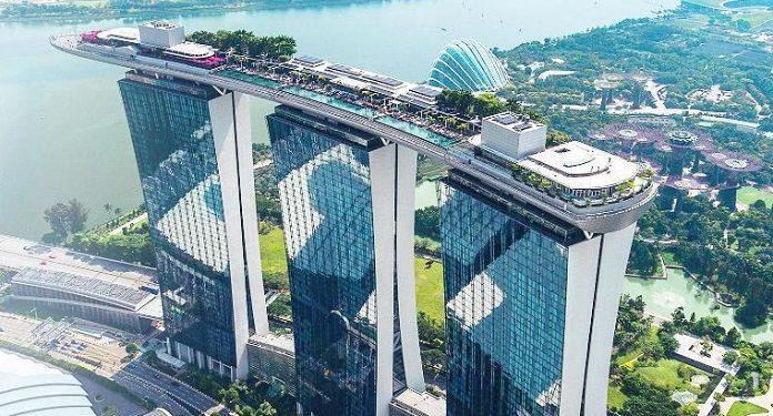 Marina Bay Sands busca 6 bilhões de dólares em empréstimo para expansões