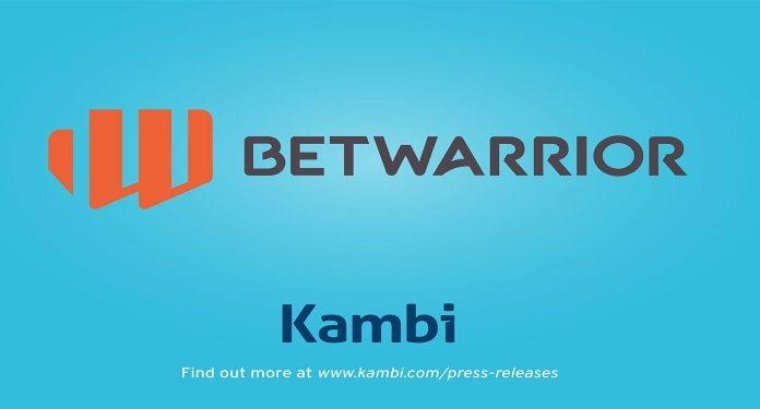 Kambi Assina Contrato para Impulsionar Lançamento de Apostas Esportivas BetWarrior