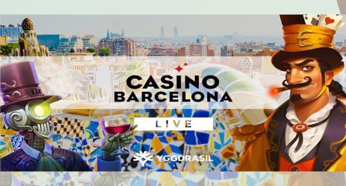 Yggdrasil Estreia na Espanha com Casino Barcelona