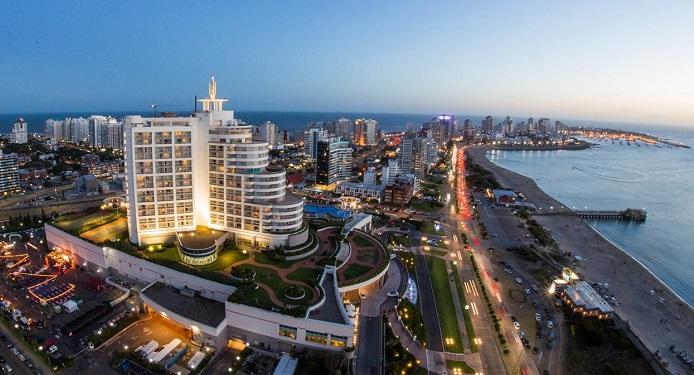 Obra de Cassino de Luxo no Uruguai Custará 450 Milhões de Dólares