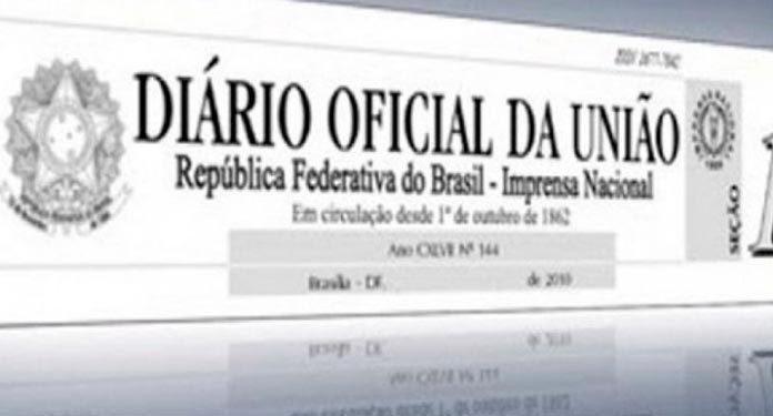 Diário-Oficial-da-União-Divulga-Aviso-de-Consulta-Pública