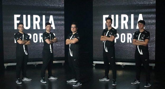 Equipe-Brasileira-Furia-Esports-Revela-Acerto-Com-a-Nike