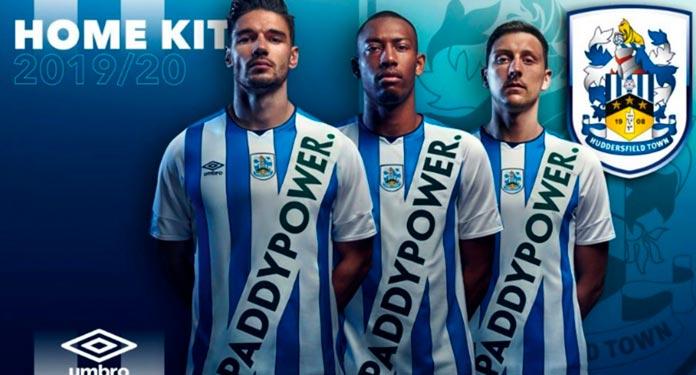 Huddersfield-Lança-'Novo-e-Ousado'-Kit-de-Camisa-com-a-Paddy-Power