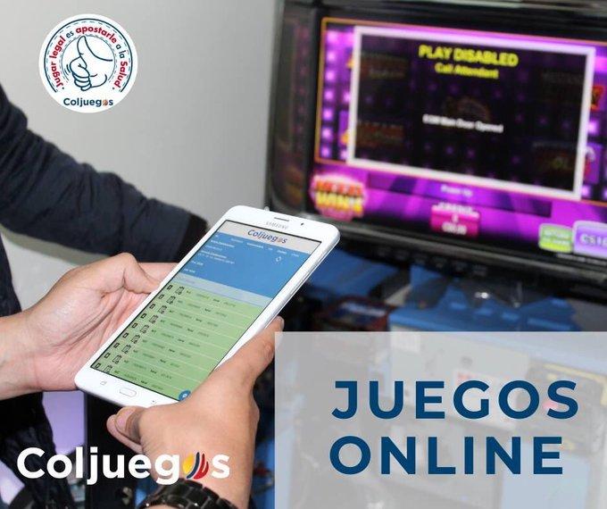 Colômbia Coljuegos expandirá seu regulamento online