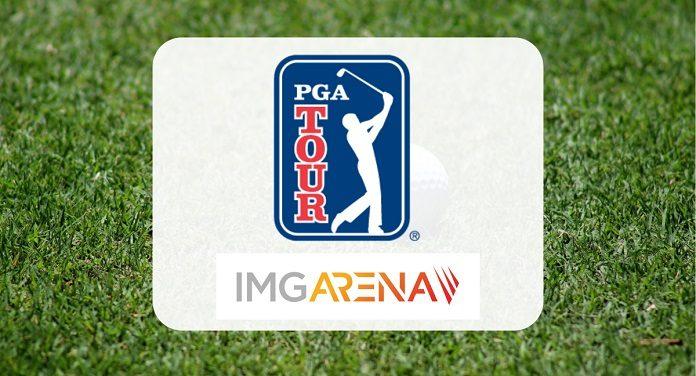 IMG ARENA Passa Dados de Pontuação do PGA Tour na América do Norte