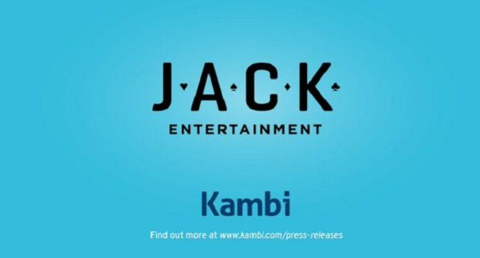 Kambi Chegará em Ohio Através do Acordo da Jack Entertainment