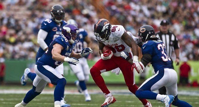 NFL Pesquisa Indica que 38 Milhões de Fãs Devem Apostar Nesta Temporada