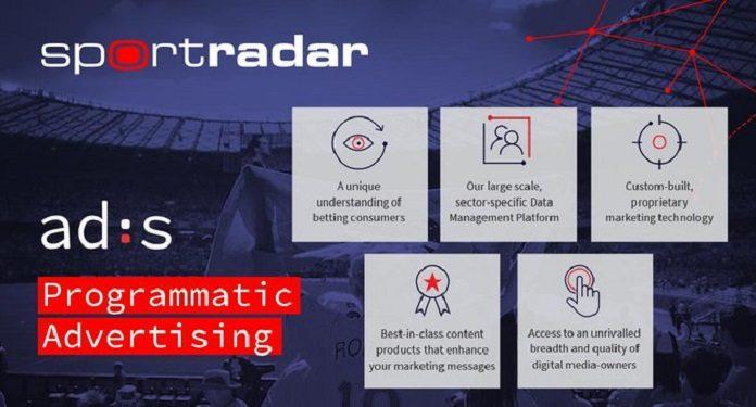 Sportradar Lança Oferta Programática de Anúncios