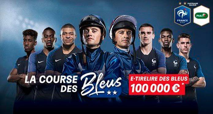 Em-Parceria-com-a-Federação-Francesa-de-Futebol,-PMU-Lança-'La-Course-des-Bleus'