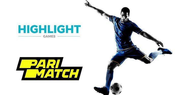 Highlight Games Anuncia Parceria Virtual com a Parimatch