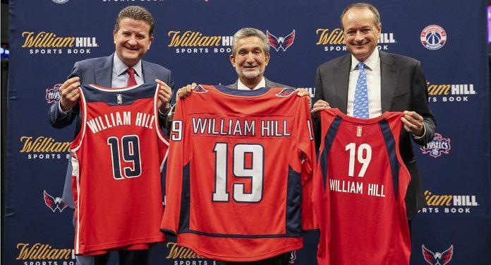 William Hill e Monumental Sports Formam Parceria Inovadora nos EUA