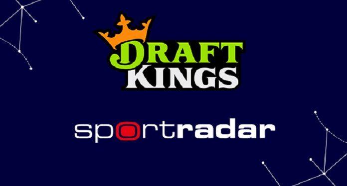 DraftKings e Sportradar Anunciam Extensão de Parceria de Longo Prazo