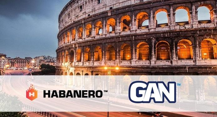 Habanero Firma Parceria Com a GAN no Mercado Italiano