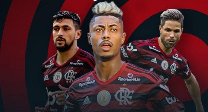 Sportsbet.io Acerta Novo Contrato com Flamengo pelos Próximos 2 anos