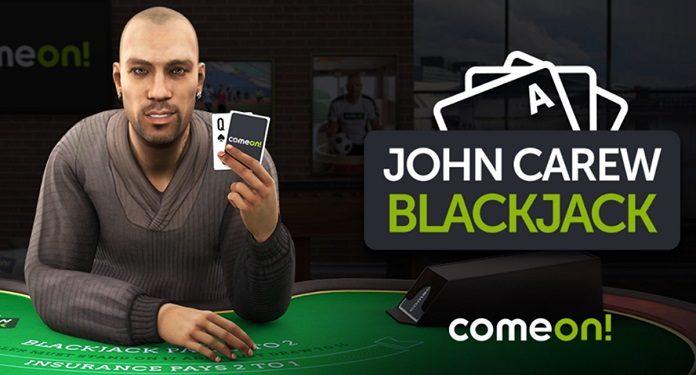 Yggdrasil Lança John Carew Blackjack