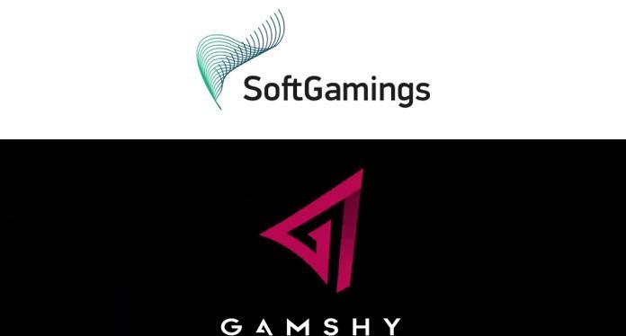 Gamshy é o Mais Novo Parceiro da SoftGamings