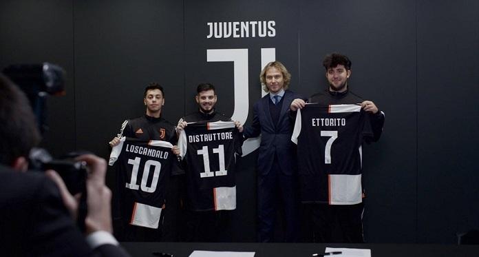Juventus Anuncia Entrada No Mundo dos eSports