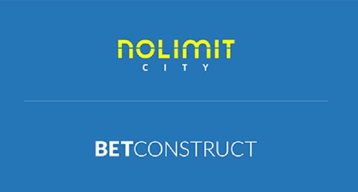 Nolimit City faz Parceria com a BetConstruct para Lançar Suíte de Jogos