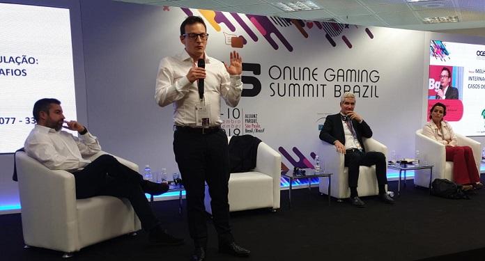 """Pierre Tournier na OSG 2019 """"Com essa Aprovação Vai Ser Impossível Qualquer Operador Ganhar Um Centavo Aqui"""""""