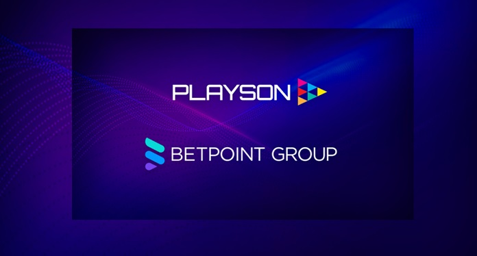 Playson Assina Acordo com o Betpoint Group