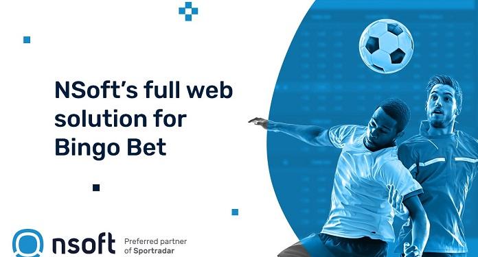 Solução Online Completa da NSoft para Bingo Bet
