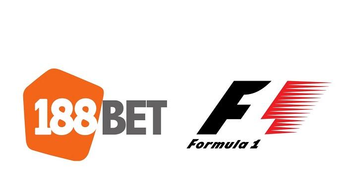 188BET foi Nomeado Patrocinador Oficial da Fórmula 1 na Ásia