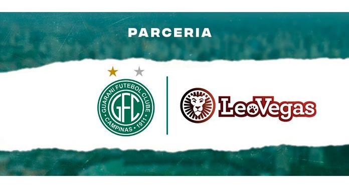 Guarani-Fecha-Patrocínio-com-a-LeoVegas