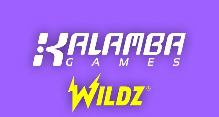 Kalamba Games Fecha Parceria com Wildz Casino