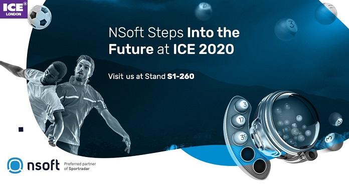 NSoft Apresentará Seu Conjunto De Produtos na ICE London 2020