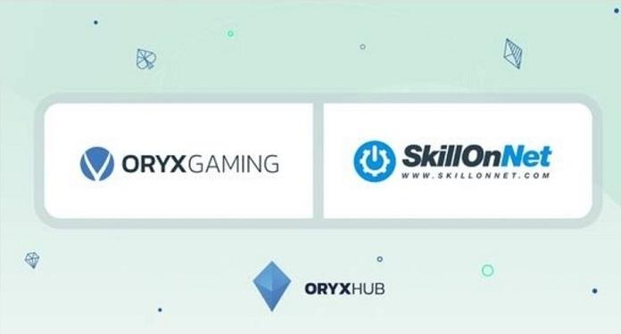 ORYX Gaming Une Forças com o SkillOnNet