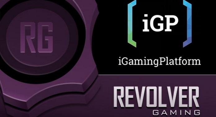 Revolver Gaming Firma Acordo Com a Plataforma iGaming