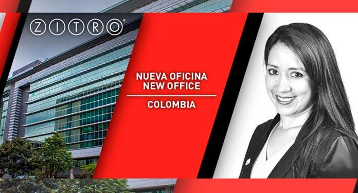 Zitro-Reforça-Presença-na-Colômbia-com-Novo-Escritório-e-nova-Gerente-de-Vendas