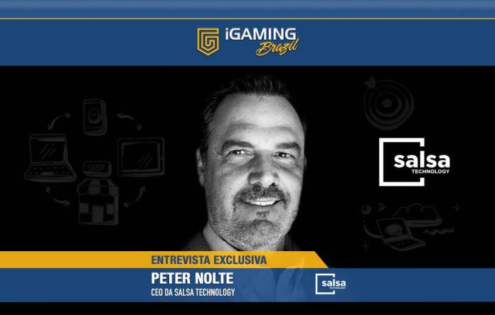 Peter Nolte - Salsa Technology