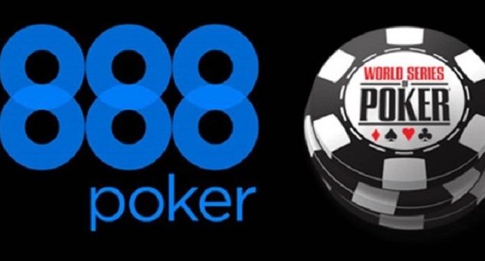 888Poker Estende Patrocínio ao World Series of Poker