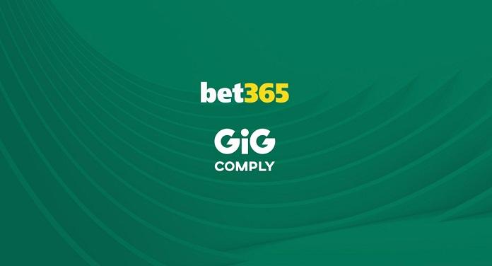 GiG Comply Anuncia Renovação de Contrato com a bet365